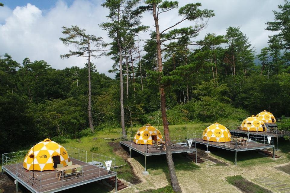 キャンピングドーム