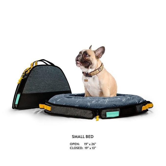 SPRUCE TRAVEL DOG BED