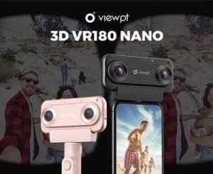 VIEWPT VR180 NANO
