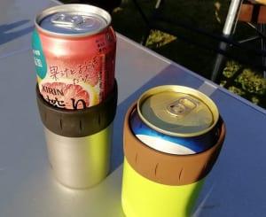 サーモス保冷缶ホルダー