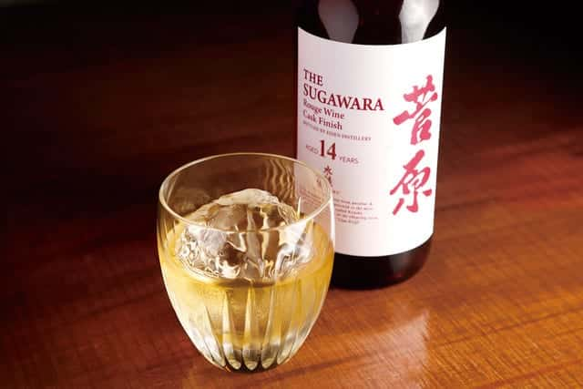 菅原水鏡14年 赤ワイン カスクフィニッシュ