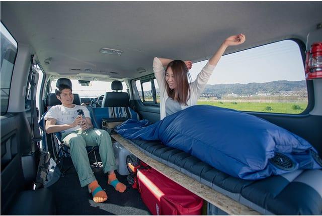 Air 寝袋3